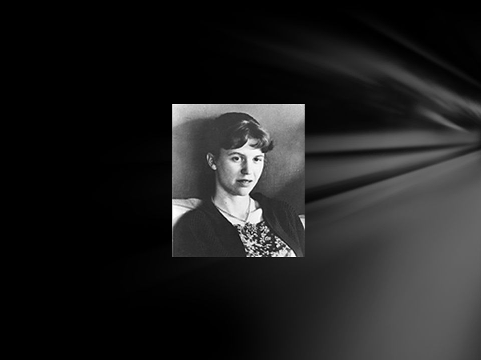 (1932 -- 1963) Born to middle class parents in Jamaica Plain, Massachusetts, Sylvia Plath published her first poem when she was eight.