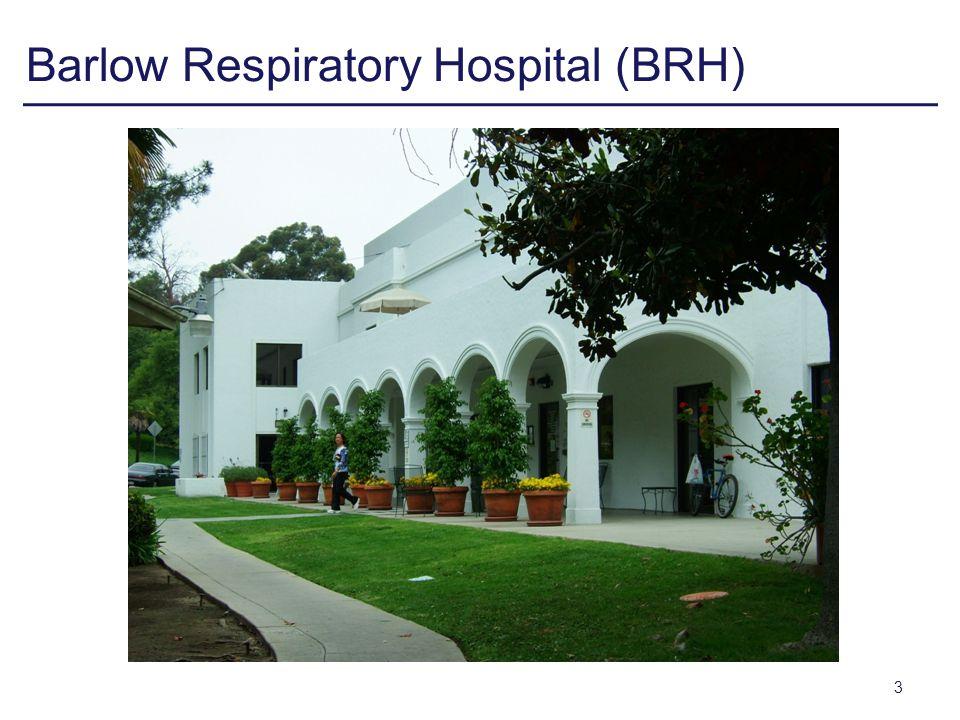 Barlow Respiratory Hospital (BRH) 3