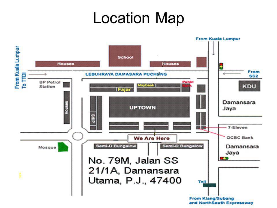 47 Location Map