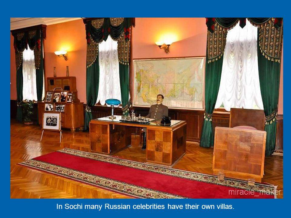 Stalins villa in Sochi