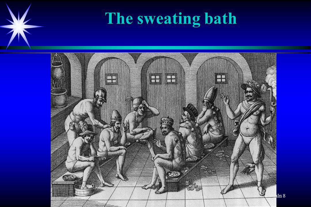 Baln 8 The sweating bath