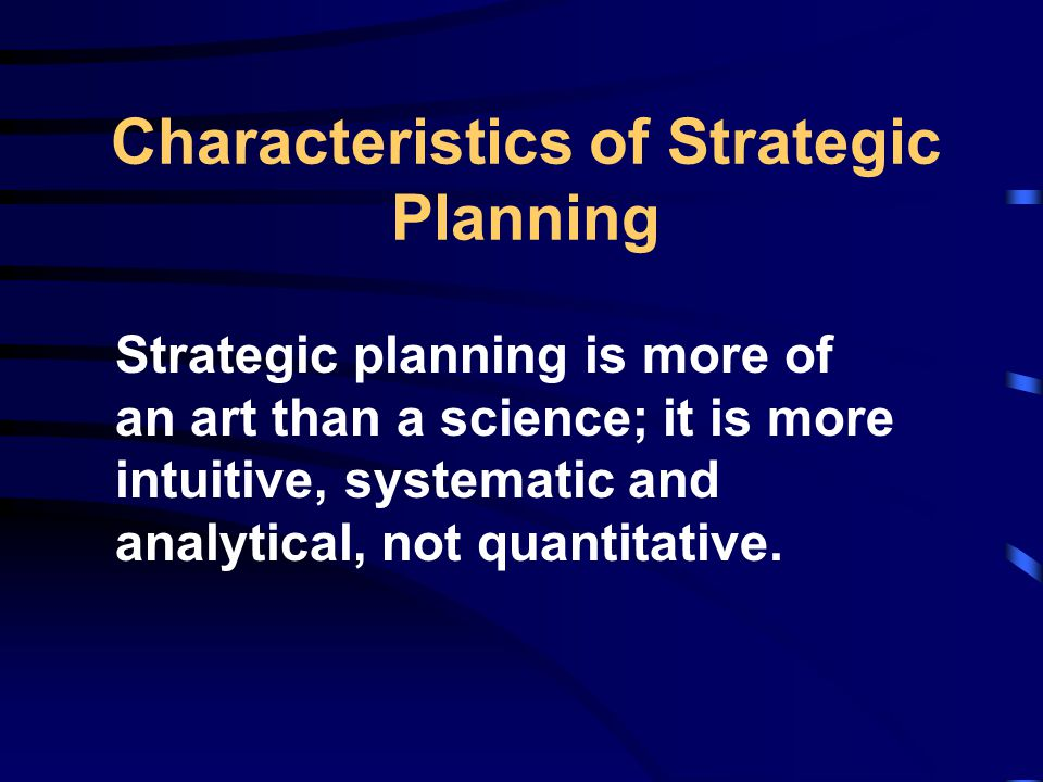 DEVELOPING A STRATEGIC MARKETING PLAN For Horticultural Firms Prepared by Gerald B. White Professor Department of Agricultural, Resource, and Manageri