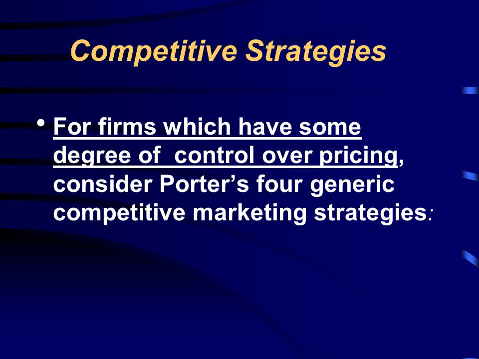 3Integrate horizontally -- become larger by marketing products from other production areas to spread fixed marketing costs over more units and to beco