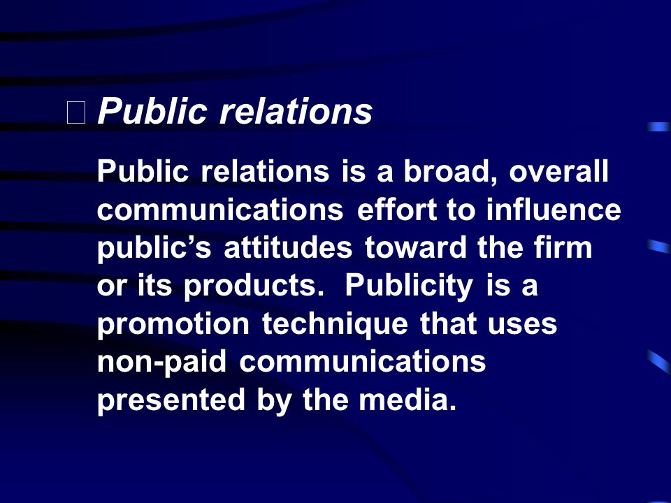 1) the medium will actually reach the target audience; 2) the medium is appropriate for the message conveyed; and 3) cost differences among media are important when establishing an effective communication mix.