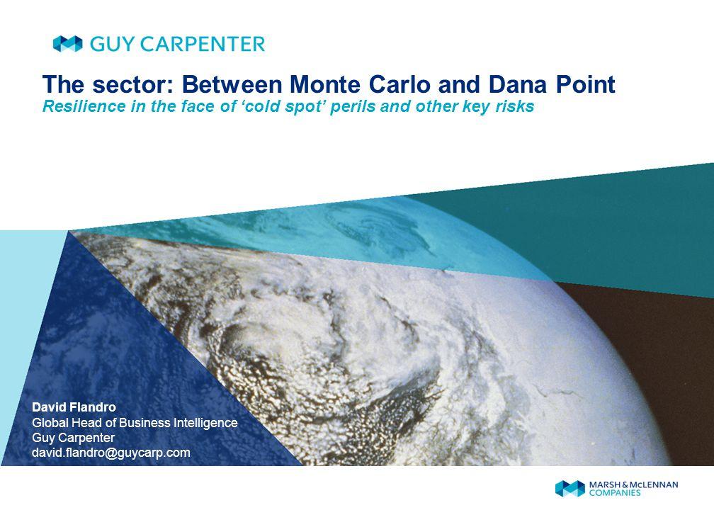 GUY CARPENTER Risk #2 Debt crisis and interest rate risk