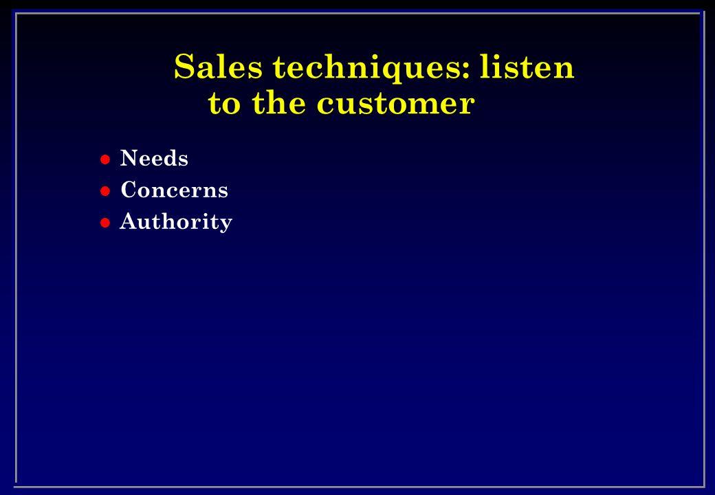 Stages in Selling l Prospecting l Pre-approach l Approach l Survey l Proposal l Demonstration l Close l Service