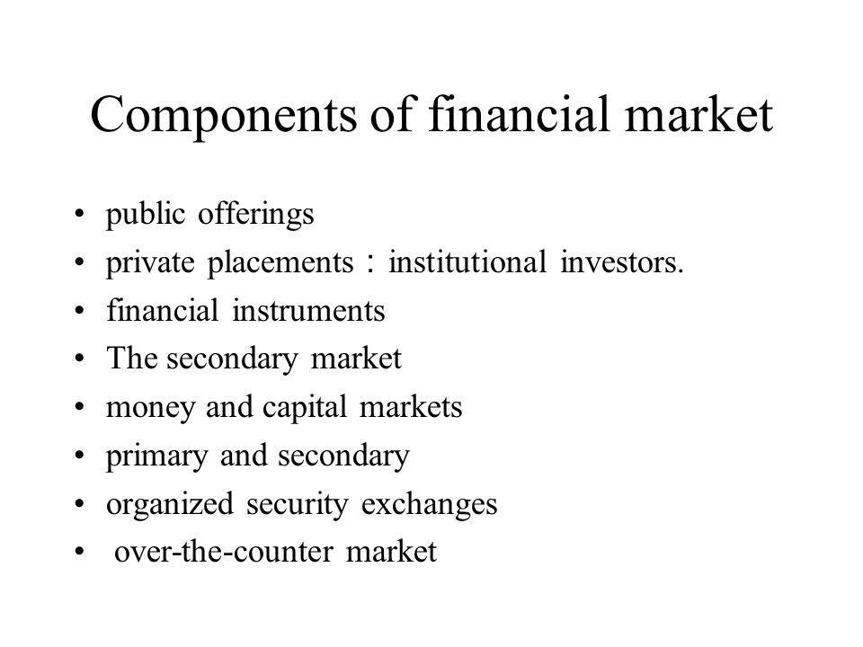 Investment banker functions of (l) underwriting, (2) distributing, and (3) advising.