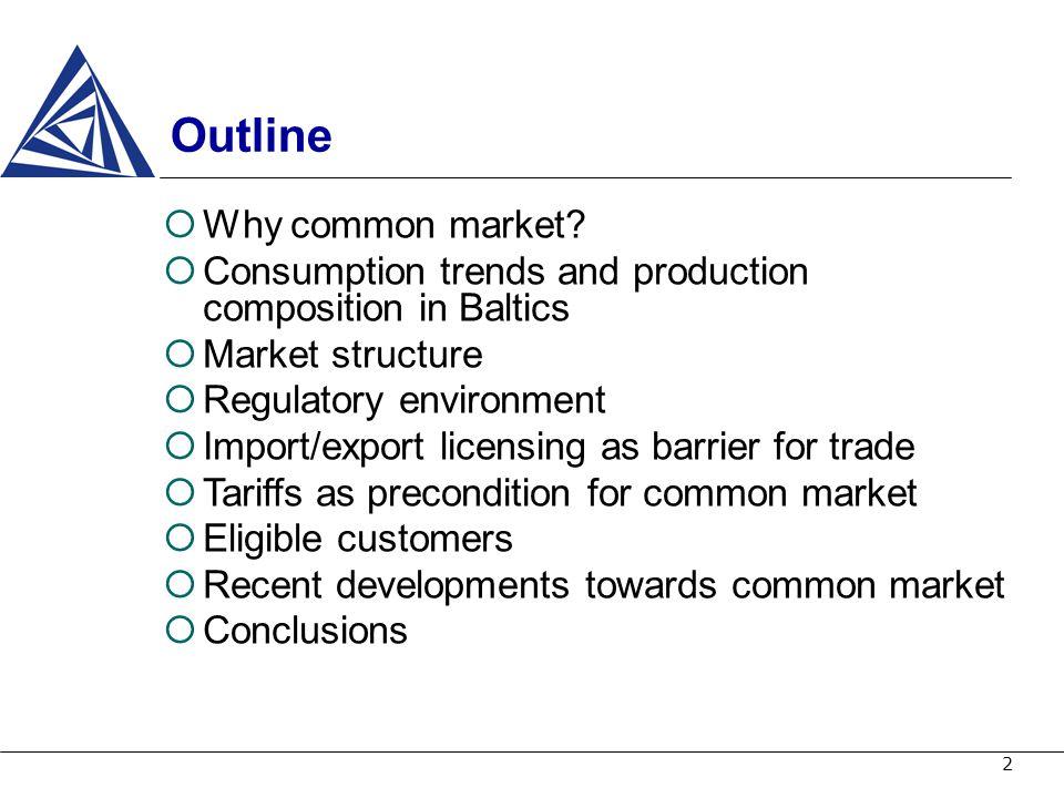 3 Why Common Market.