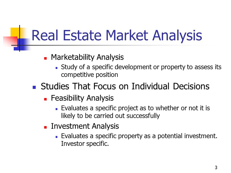 4 Overview of Market Analysis Components Two Major Study (Question) Types 1.