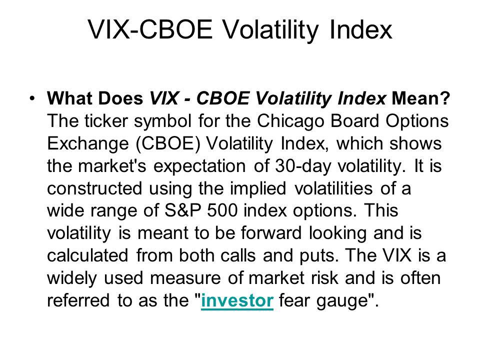 Stock pickers market?