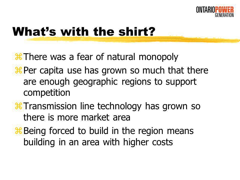 What is deregulation.