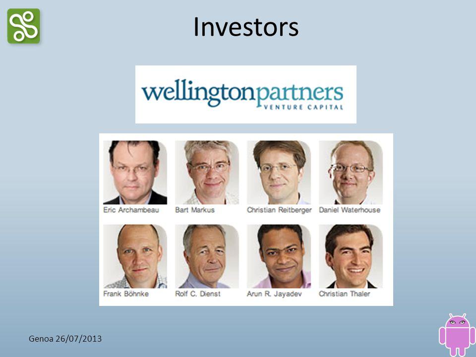 Investors Genoa 26/07/2013