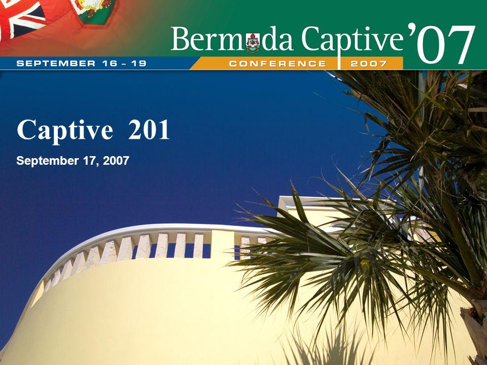 Captive 201 September 17, 2007