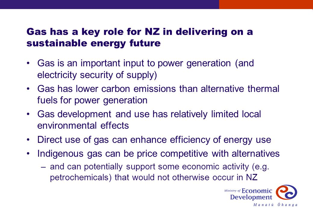 Energy demand continues to grow, and most projections have gas remaining an important element in the supply mix, but….