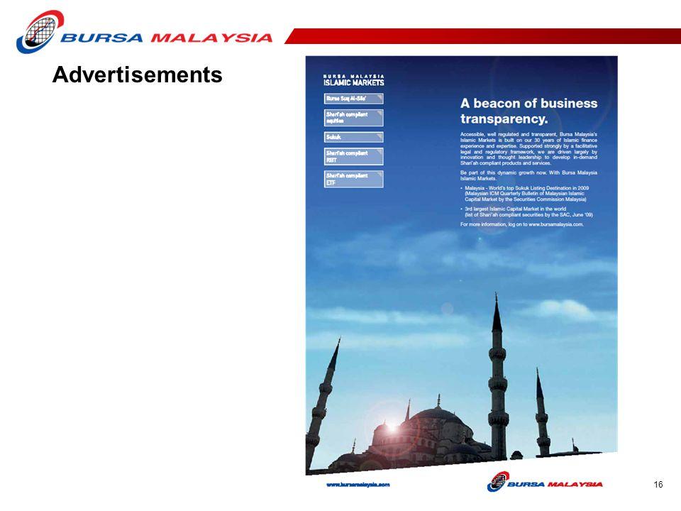 17 Advertisements