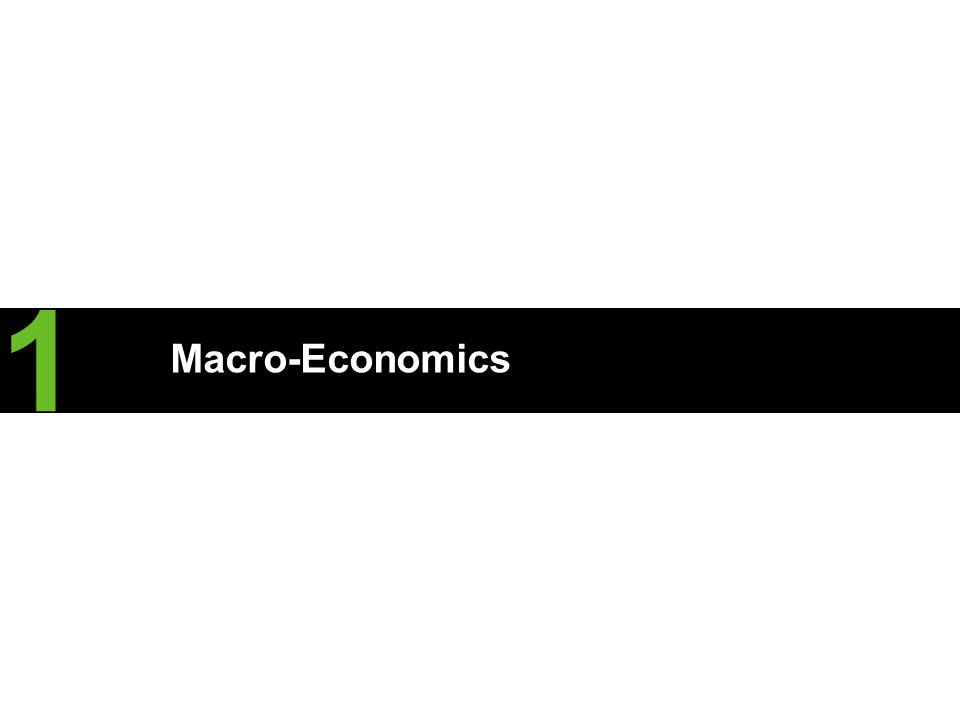 Macro-Economics 1