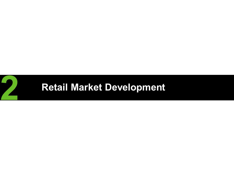 Retail Market Development 2