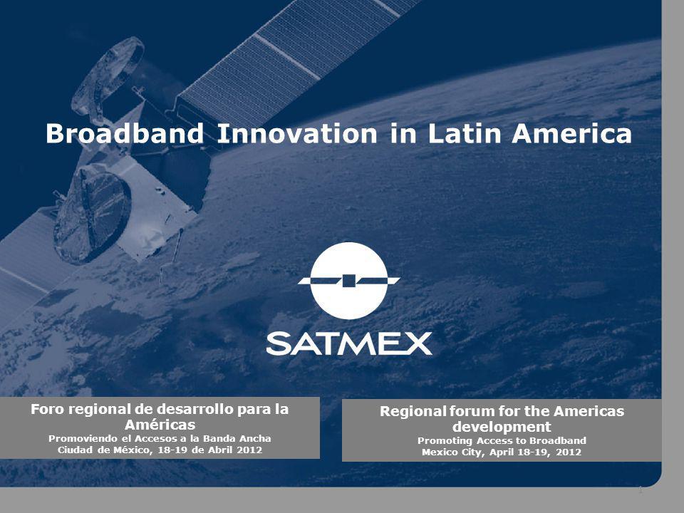 Management Presentation October, 2009 Broadband Innovation in Latin America 1 Regional forum for the Americas development Promoting Access to Broadban