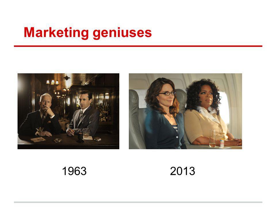 Marketing geniuses 20131963
