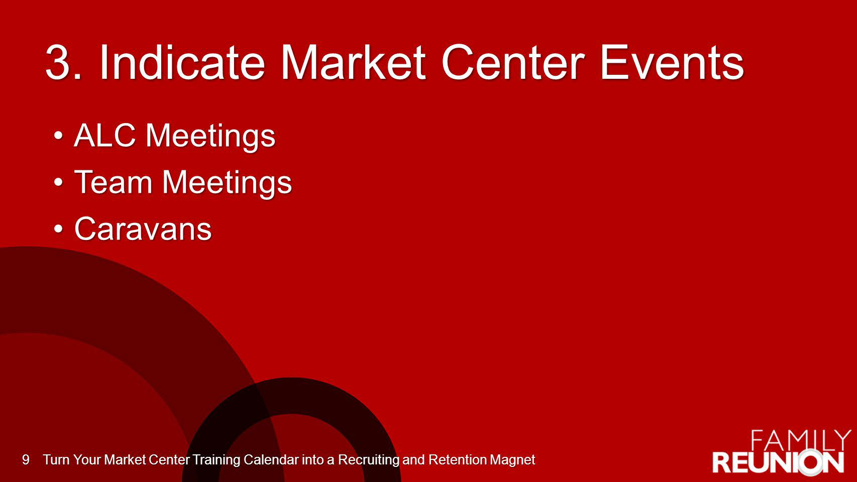 Contact Information james.shaw@kw.comjames.shaw@kw.com www.youtube.com/jdshaw971www.youtube.com/jdshaw971 www.facebook.com/jamesshawwww.facebook.com/jamesshaw Turn Your Market Center Training Calendar into a Recruiting and Retention Magnet20