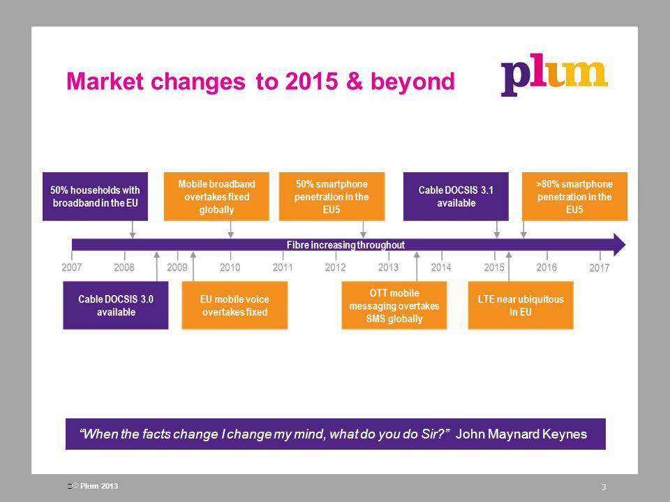 Plum 2013 Focus on broadband 4