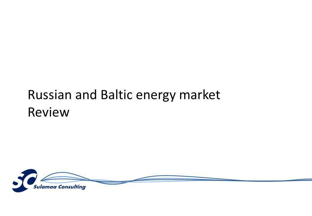 Contents (example) Short review on general macroeconomic development and forecast of GDP growth in Russia Russian Electricity demand forecast - official vs.