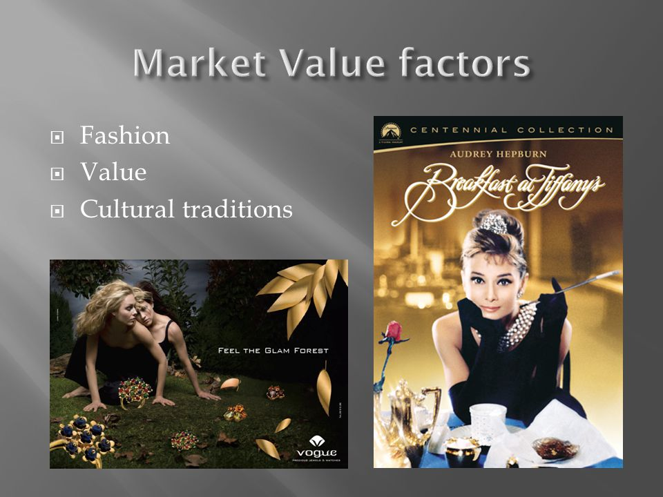Fashion Value Cultural traditions