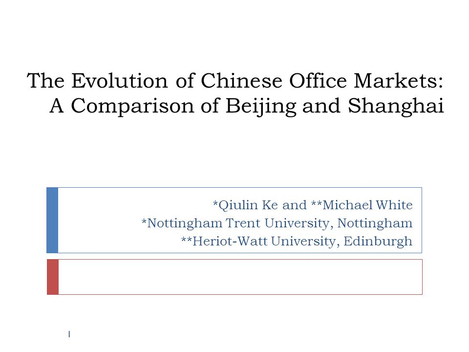 Impact of City, Time, and Market 22 City ComponentTime ComponentMarket Component Beijing10.74749**0.001040.79947*** Shanghai7.32099**0.011420.73091*** The time component is insignificant in both cities.