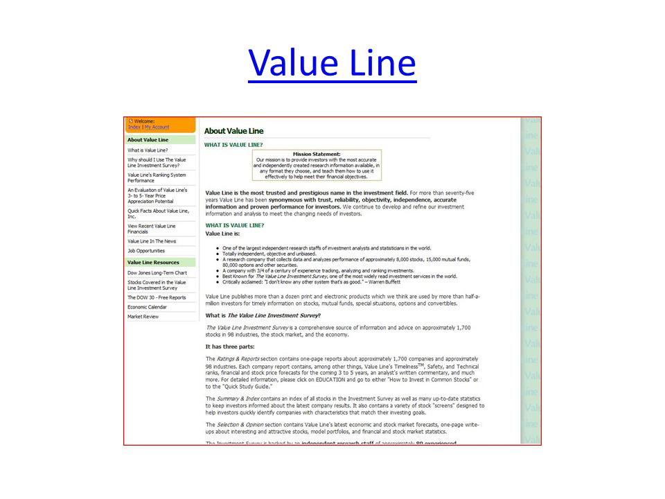 Google FinanceGoogle Finance Page