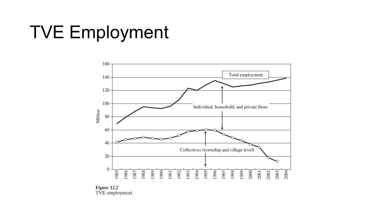 TVE Employment
