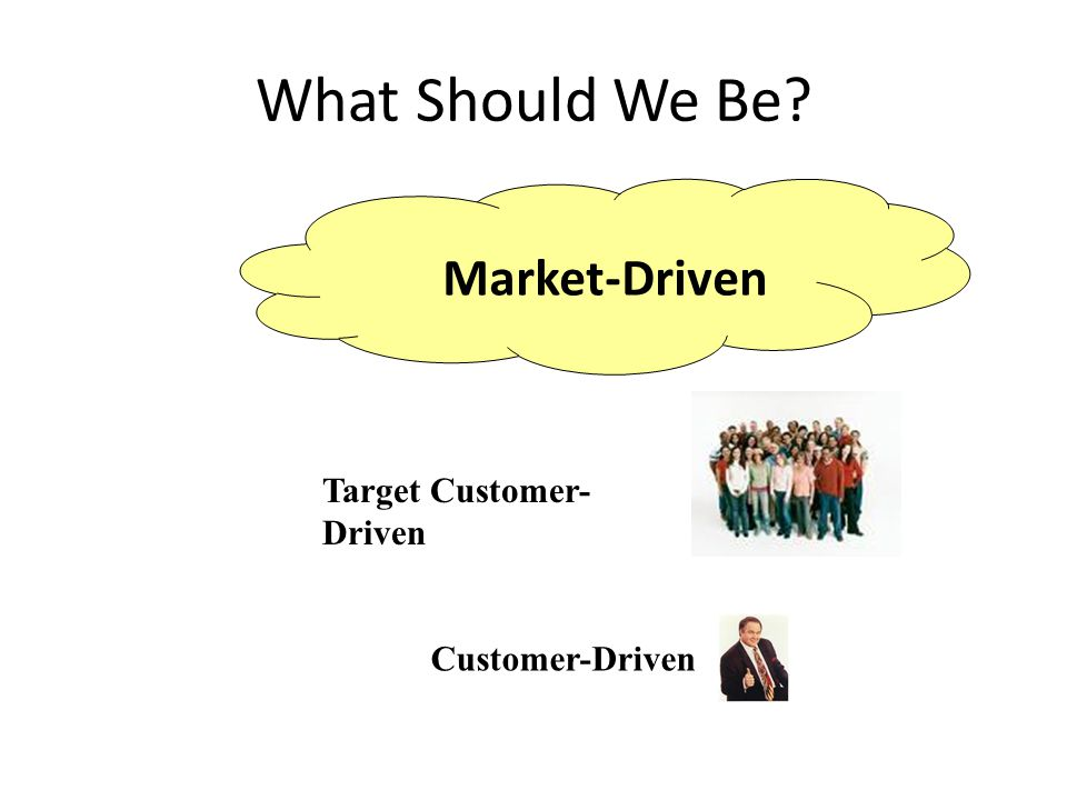 Step #1: Market Segmentation/Evaluation Systematically identify and evaluate the top market opportunities.
