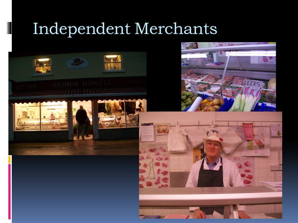 Independent Merchants