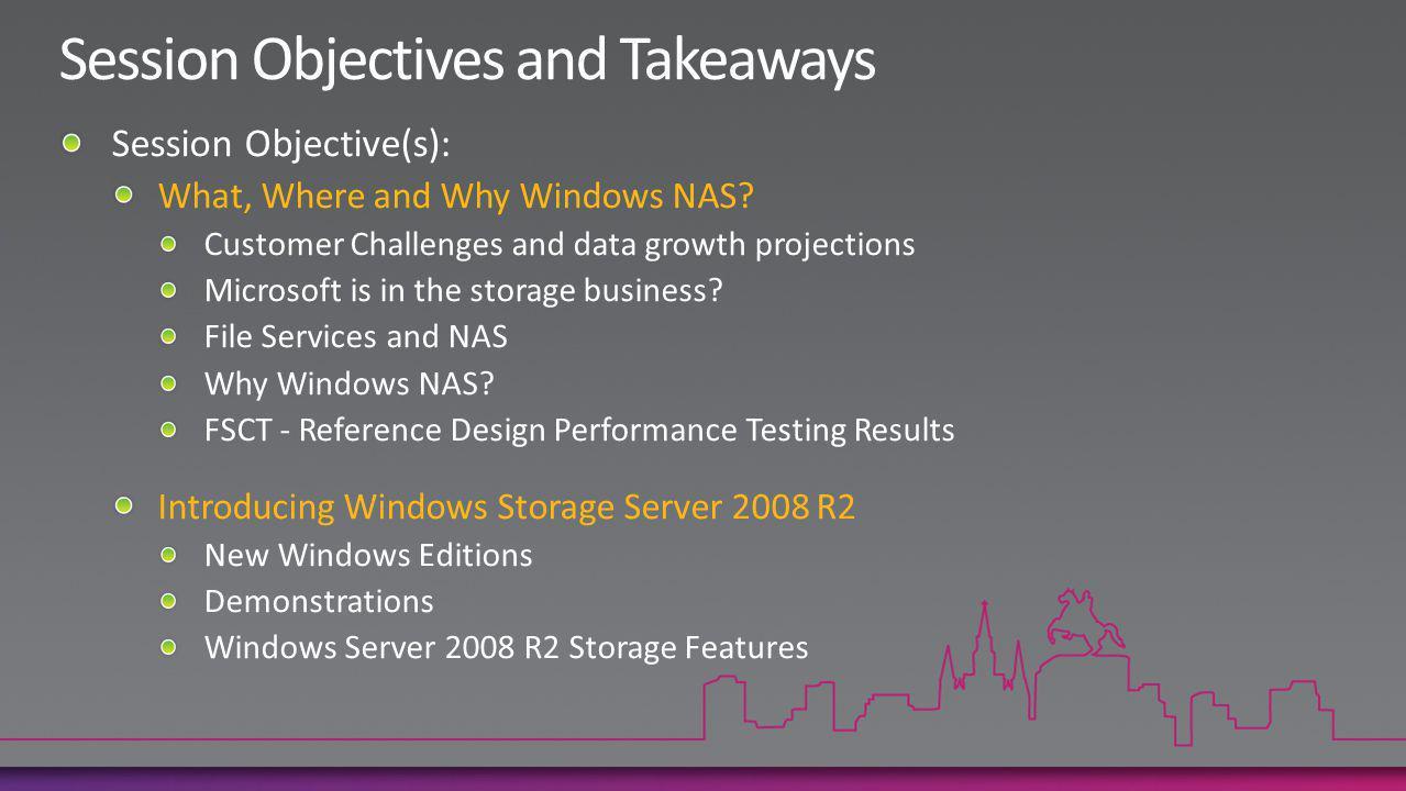 Why deploy Windows Server 2008 R2 file servers.