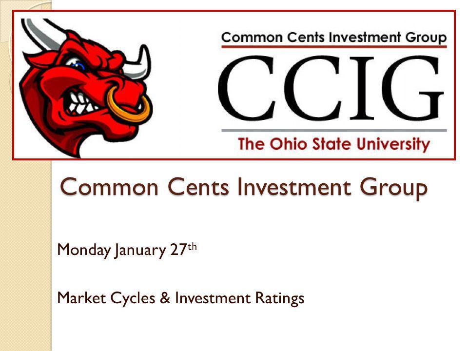 Agenda Macro Update – Weiyi Market Updates Market Cycles – Max Investment Ratings – Lindsey