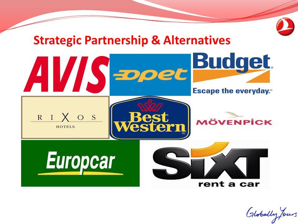 Strategic Partnership & Alternatives