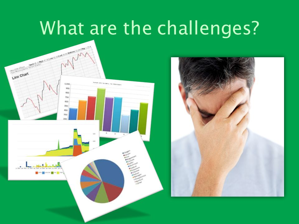 What are the challenges?