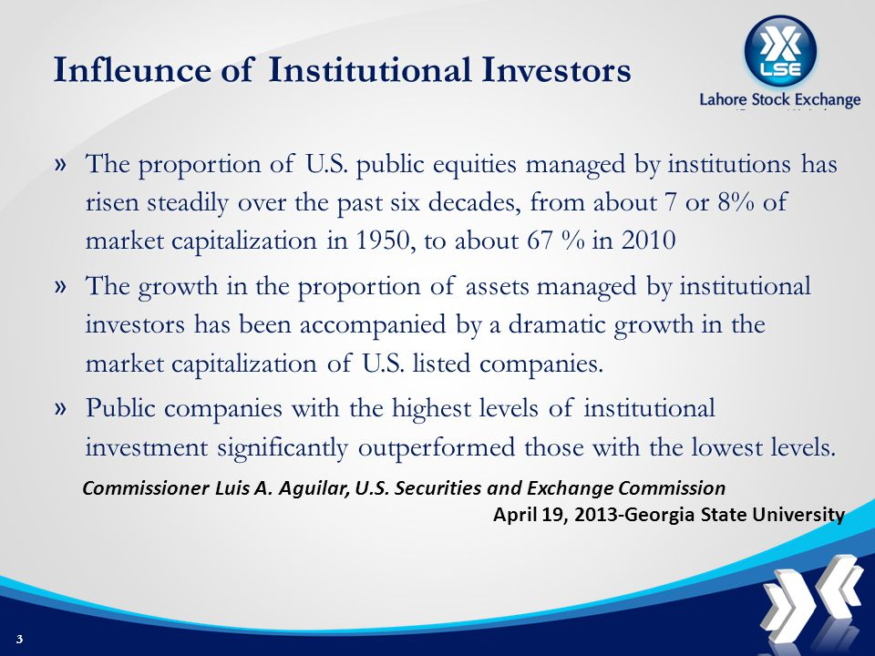 Lahore Stock Exchange Market capitalization of $50 Billion 447 listed companies More than $12 Billion mobilized for the economy 2 nd Largest stock exchange in Pakistan after KSE Currently trading in Stocks, Bonds and Futures 152 TREC Holders; 72 Brokers Leader in Financial & Technology innovation Only Exchange with Regional Trading floors 4 The Lahore Stock Exchange was setup in 19702 nd Stock Exchange to be licensed in Pakistan The purpose for the establishment of LSE was to set up a trading venue in Punjab, which had the largest middle class and the largest number of medium industries and business houses in the country.