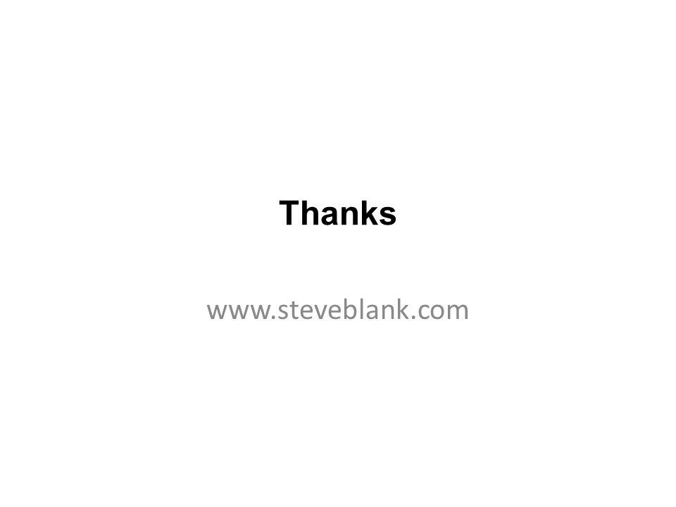 Thanks www.steveblank.com