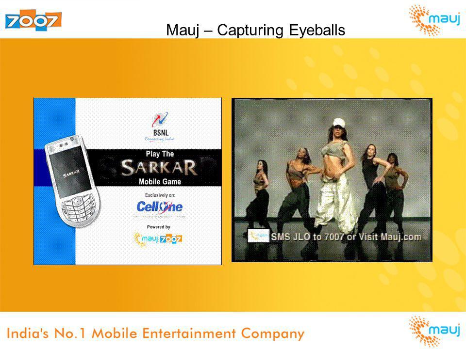 Mauj – Capturing Eyeballs