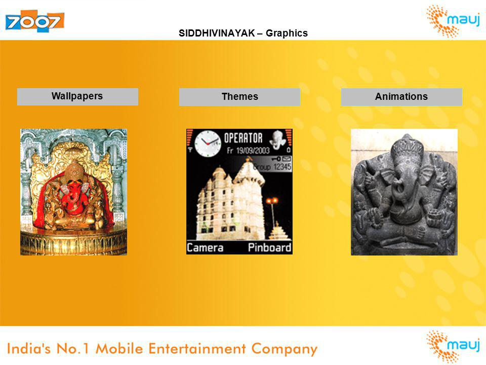 SIDDHIVINAYAK – Graphics Wallpapers ThemesAnimations