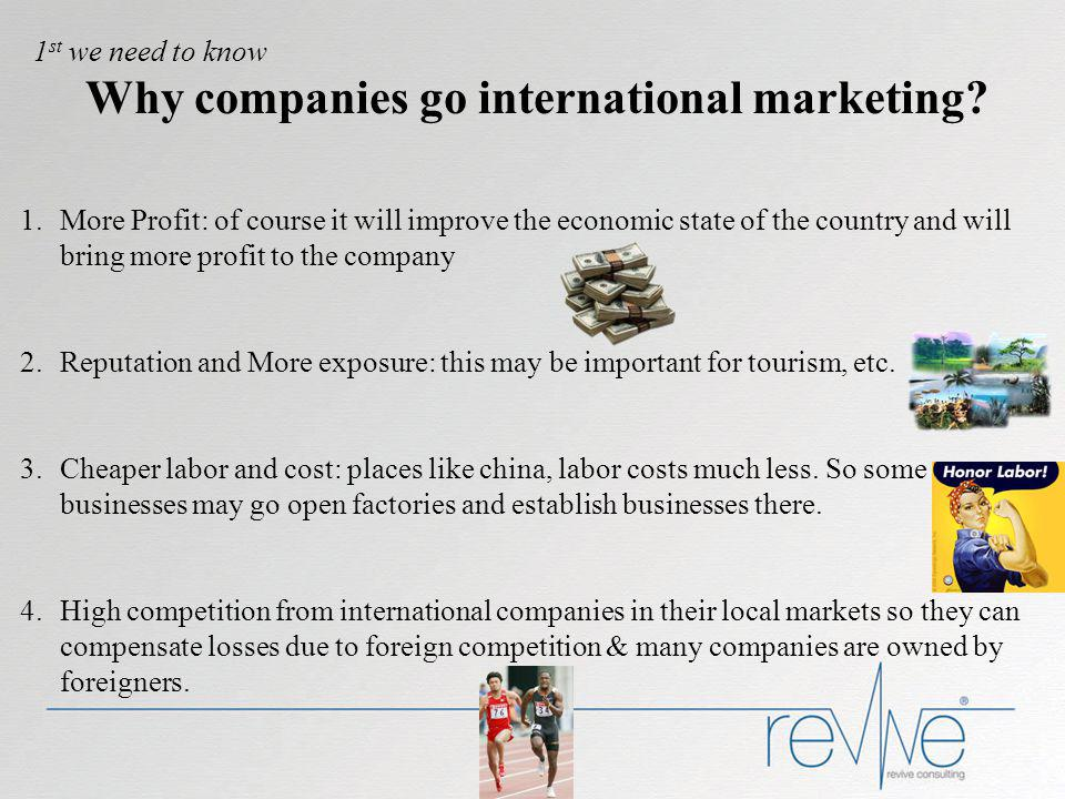 Infrequent Foreign Marketing In this stage temporary surplus caused by variation in production level or demand may result in infrequent marketing overseas.
