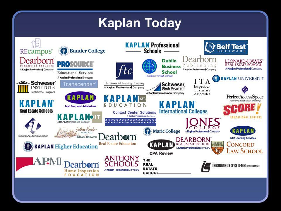 Kaplan Today