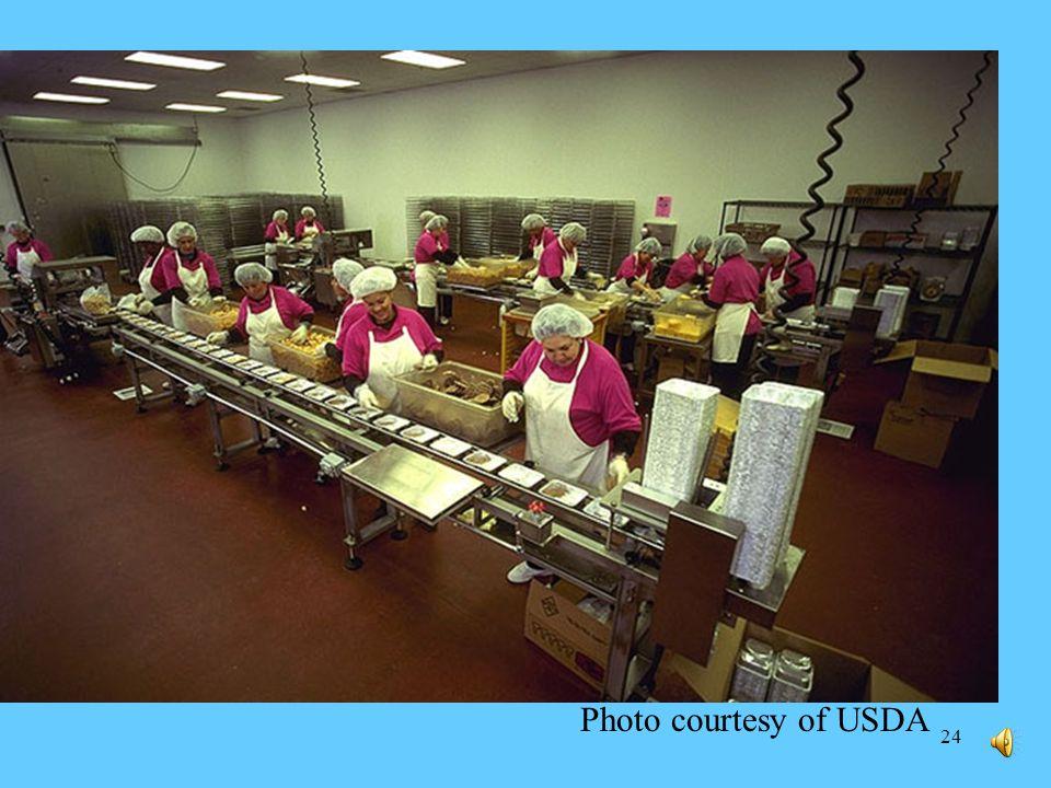 24 Photo courtesy of USDA