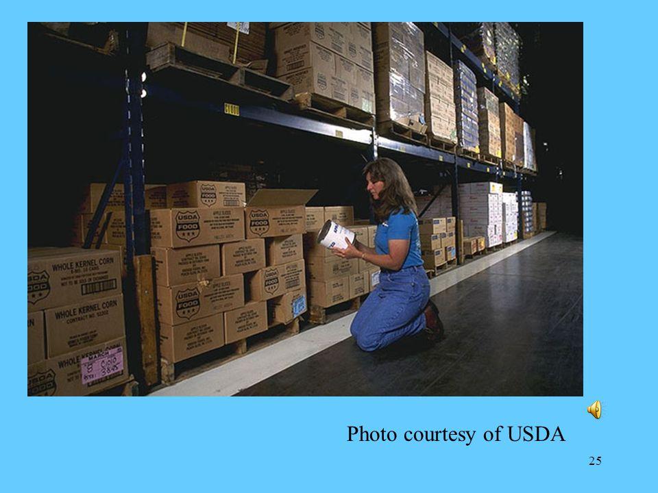 25 Photo courtesy of USDA