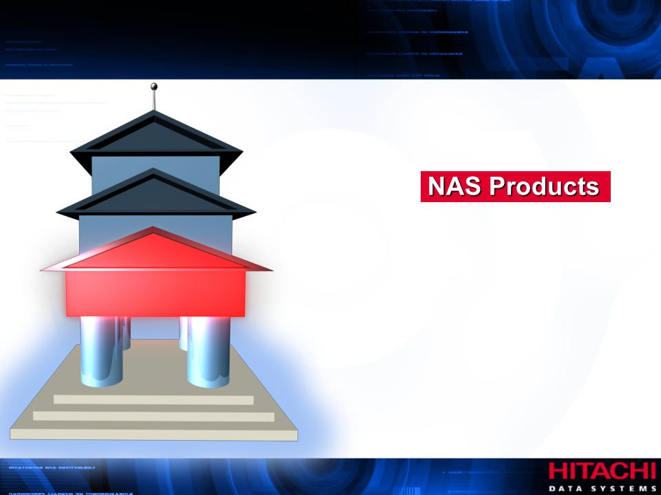 NAS Products