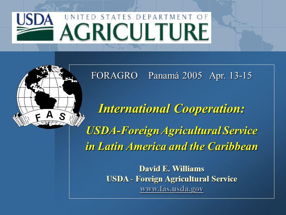 Farmer Biotech Outreach Farmer-to-Farmer Biotech Workshop held at Zamorano Univ, Honduras, Aug.