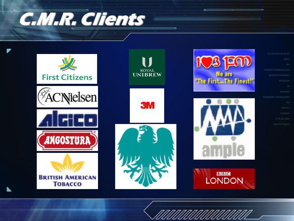 C.M.R. Clients