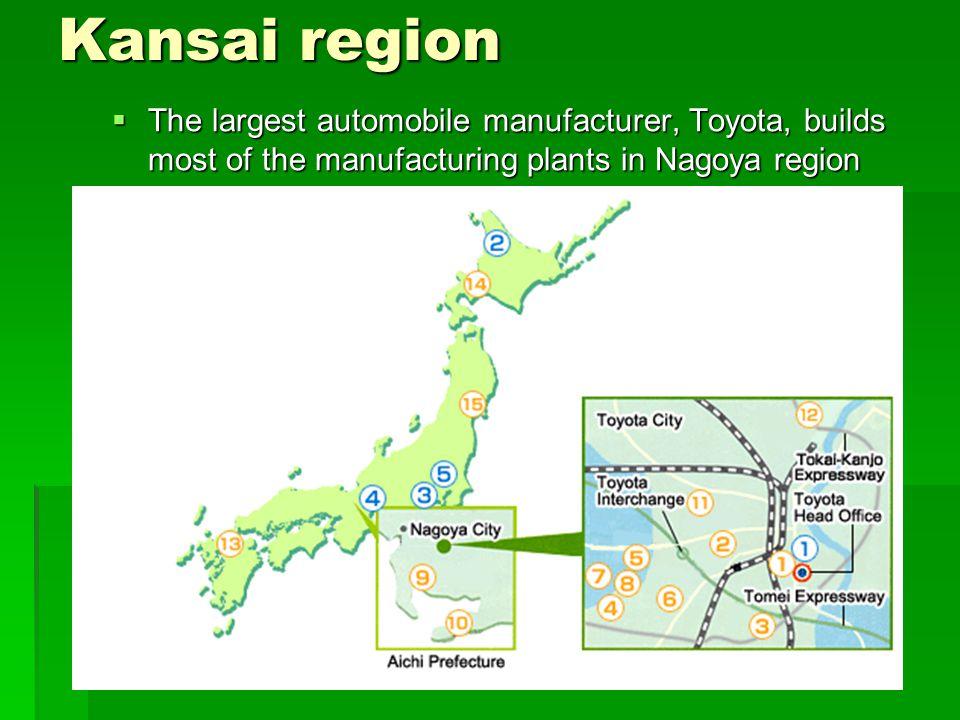 Top 3 automobile manufacturers in Japan Toyota Toyota Nissan Nissan Honda Honda