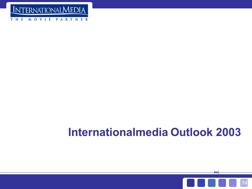 14 Internationalmedia Outlook 2003