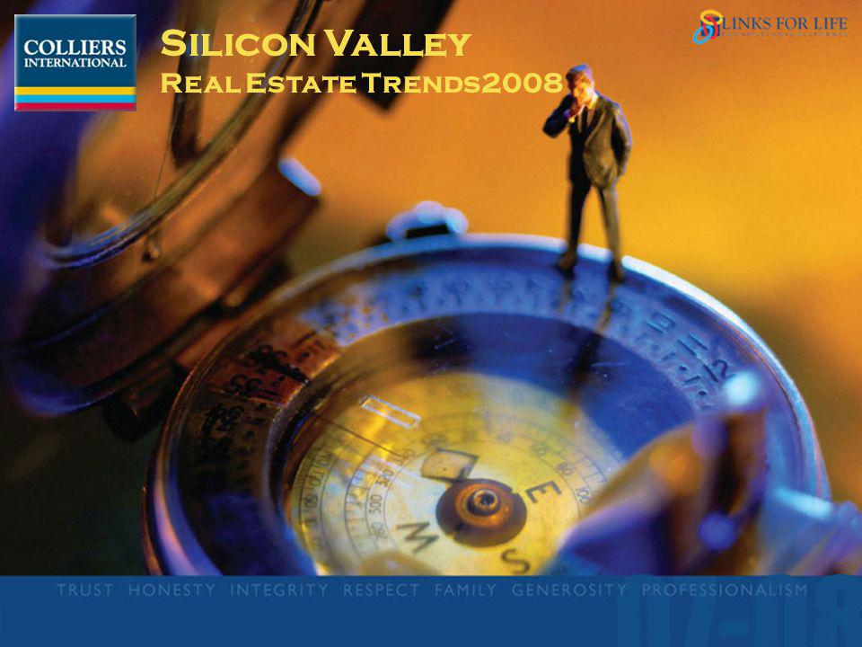 Silicon Valley Real Estate Trends2008